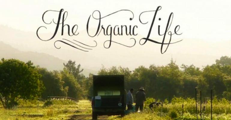 """The organic life: saying """"I do"""""""