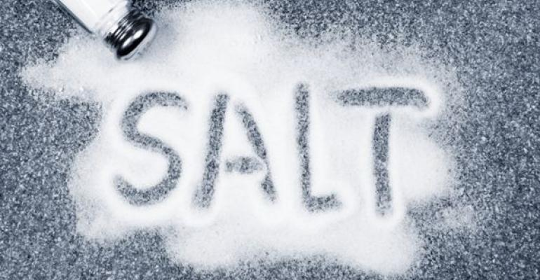 Maybe we don't eat too much salt?