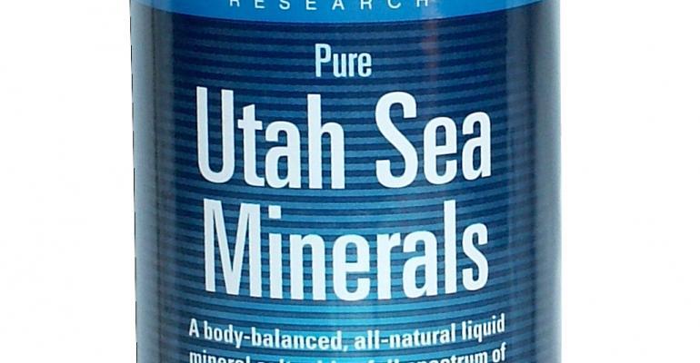 Utah Sea Minerals now Non-GMO Project Verified