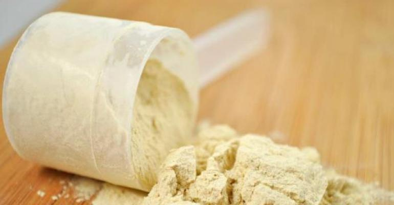 Soy-dairy protein blend boosts muscle mass