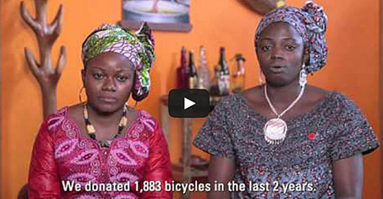 Alaffia's founders share their mission (video)