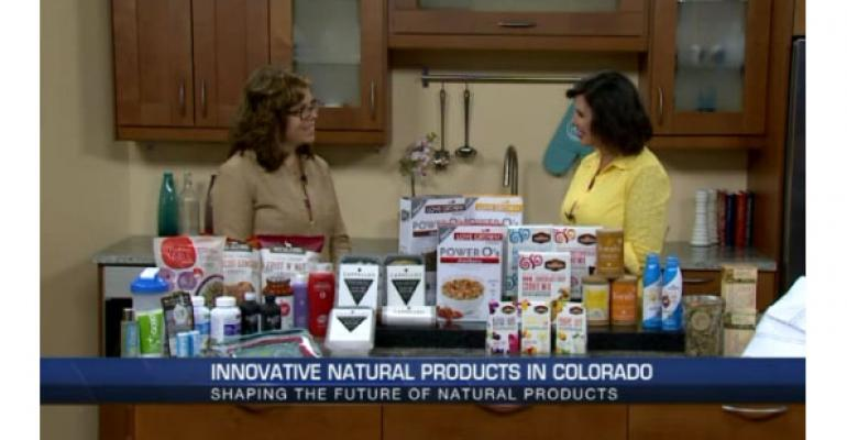 Colorado-based natural products brands make the morning news