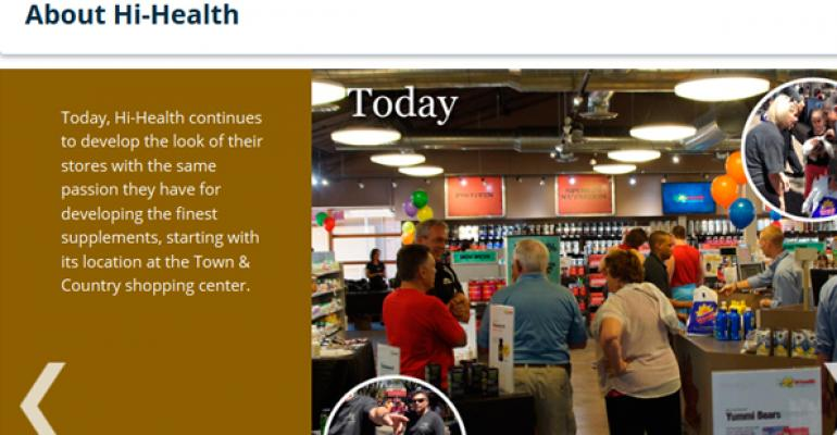 Hi-Health unveils store-within-a-store concept