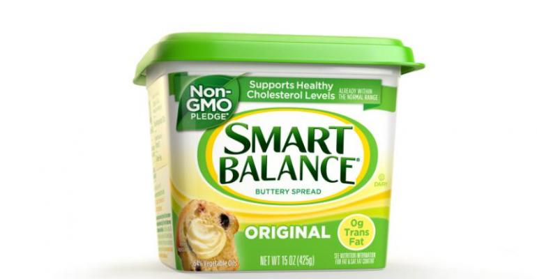 Non-GMO Smart Balance rolls out nationwide