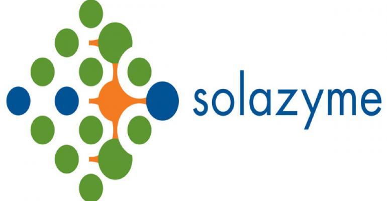 Solazyme Q1 revenue up 85%