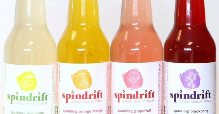Spindrift Beverage announces venture financing