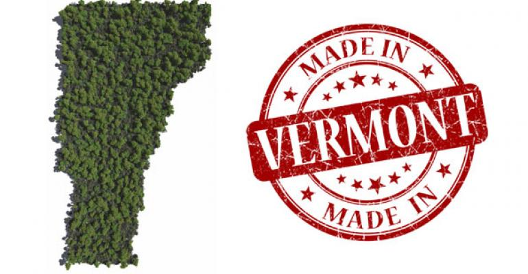 Vermont's GMO labeling bill officially becomes law