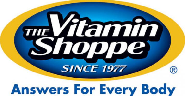 Vitamin Shoppe revenue up 10%