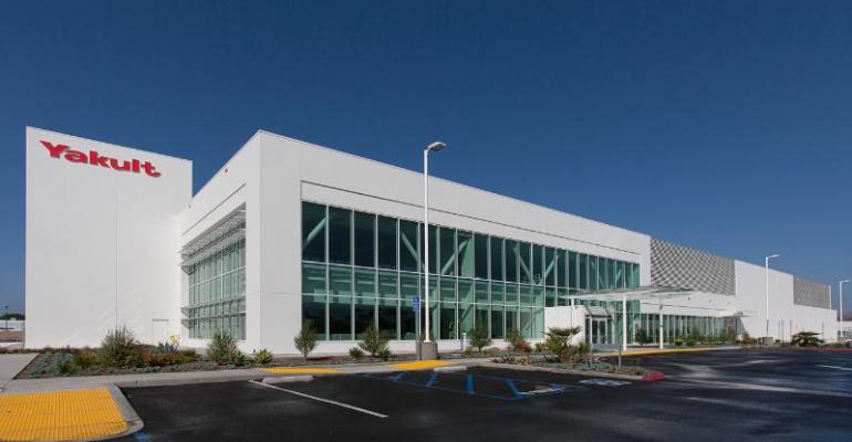 Yakult starts production at California plant