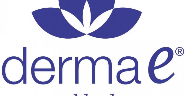 derma e partners with Vitamin Angels