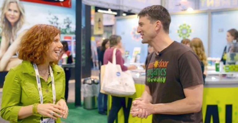 Door-to-Door Organics with a twist