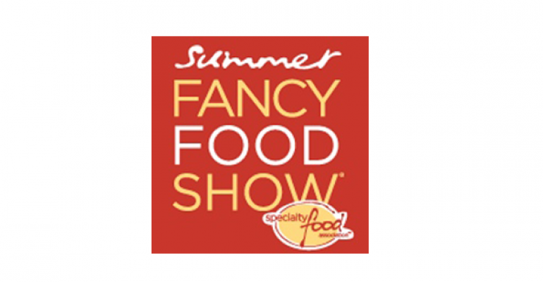 Live dispatches from the Fancy Food Show