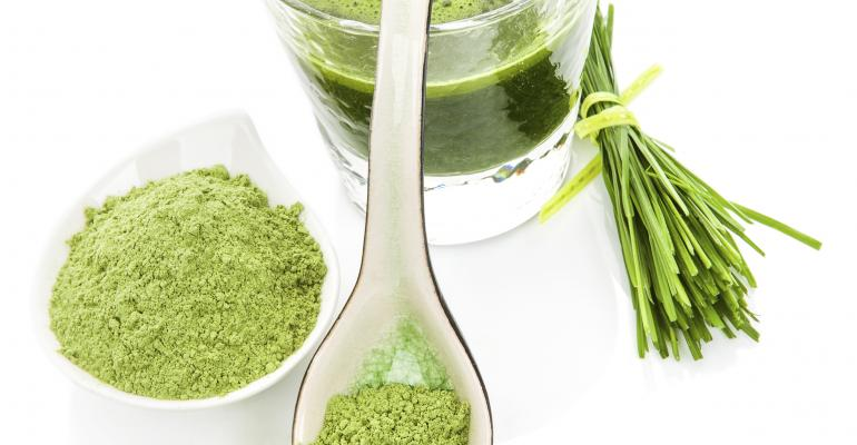 Customers going 'greens' in the supplement aisle