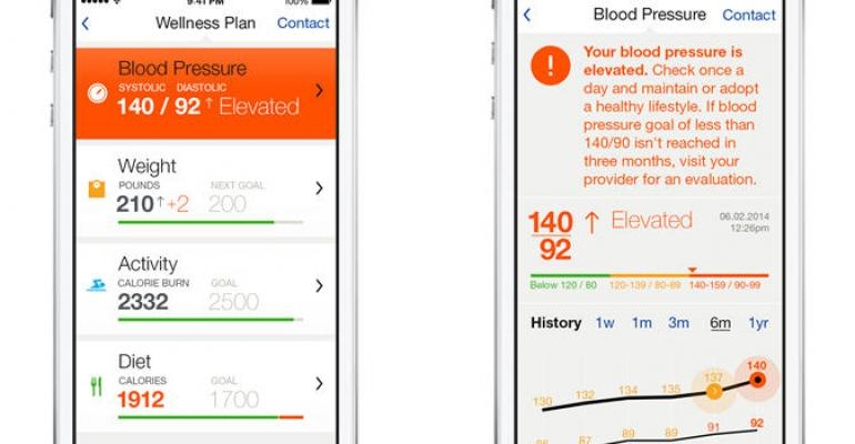 Apple's HealthKit is a big deal for the nutrition industry