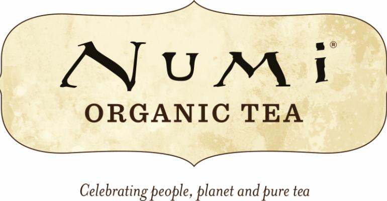 Numi launches Turmeric Tea