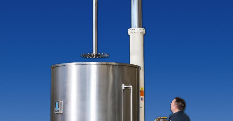 Ross debuts Vacuum-rated High Speed Dispersers