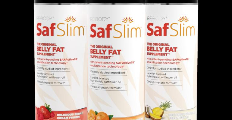 Re-Body scores US patent for safflower oil emulsion