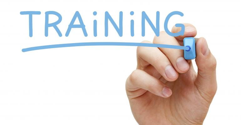 Training employee retention