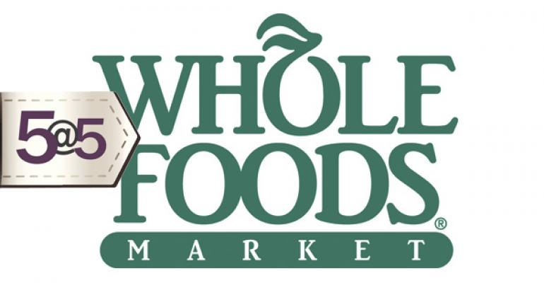 5@5: Whole Foods sale rumor pumps stock; GNC remains strong