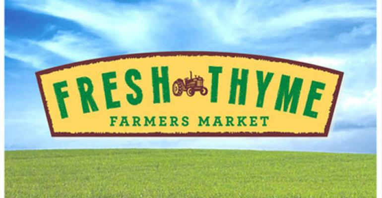 Fresh Thyme Farmers Market expands to Ohio