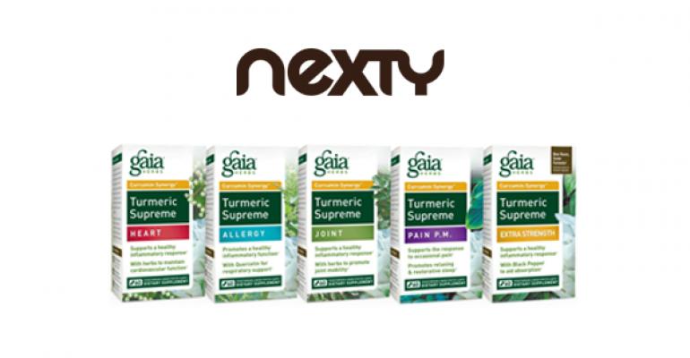 Golden opportunity: Gaia Herbs taps into curcumin craze