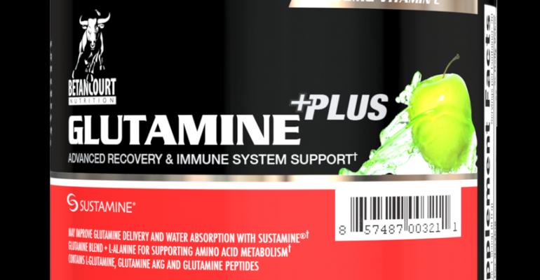 Betancourt launches Glutamine Plus with Sustamine