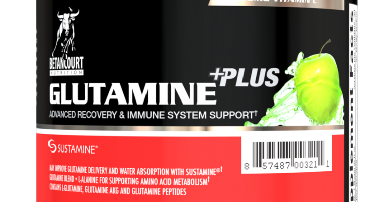 Betancourt launches Glutamine Plus with Sustamine