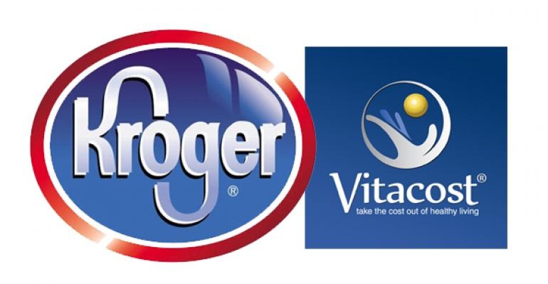 Kroger's planned purchase of Vitacost means natural market expansion