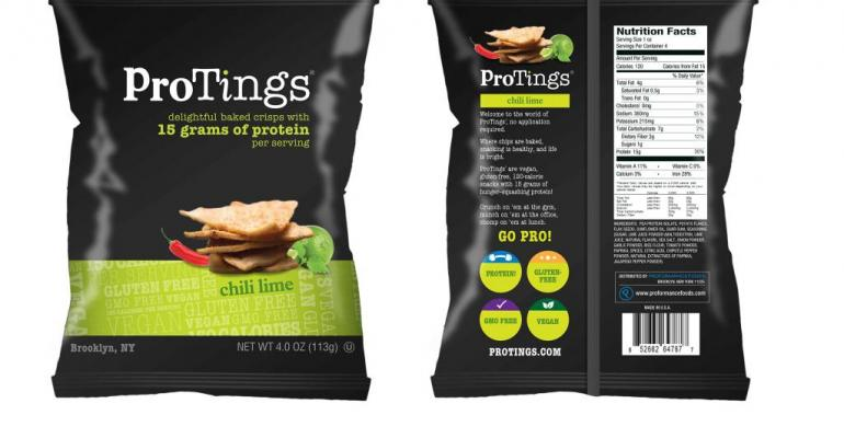 New category: protein chips