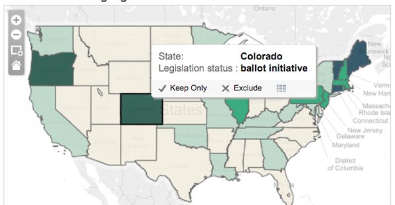 GMO update: 2014 state labeling initiatives