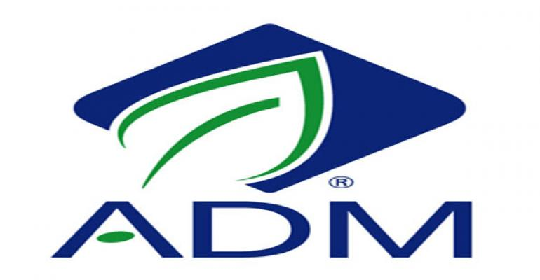 ADM growth driven by oilseeds, corn