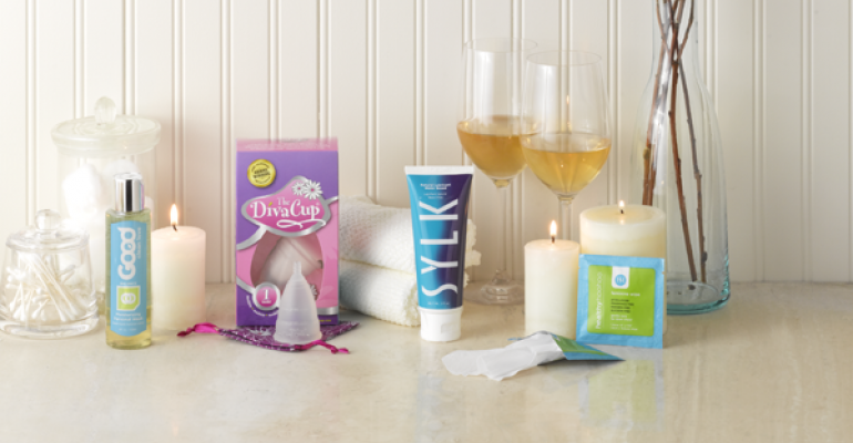 Embrace all-natural sexual health and feminine products