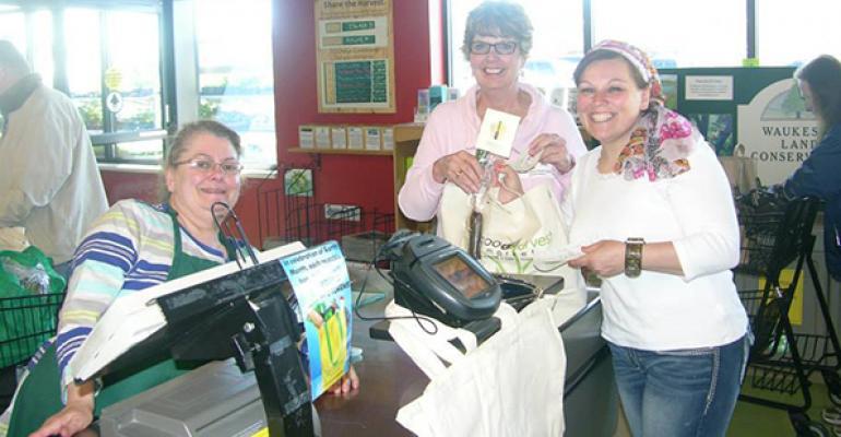 Good Harvest Market crafts community through nonprofit donation programs