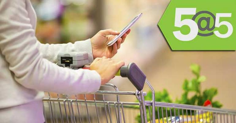 5@5: A new Groupon app for grocery deals; when 'natural' isn't natural