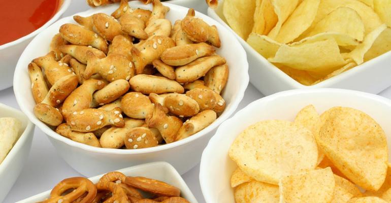 Global snack food sales hit $374 billion