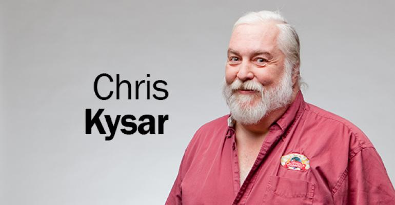 Checkout: Chris Kysar diligently fights for the best organic options
