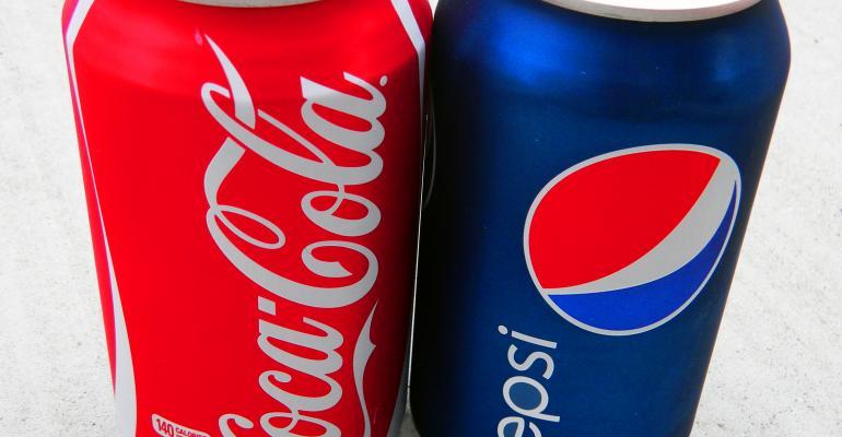 Soda giants pledge to cut Americans' calories 20%