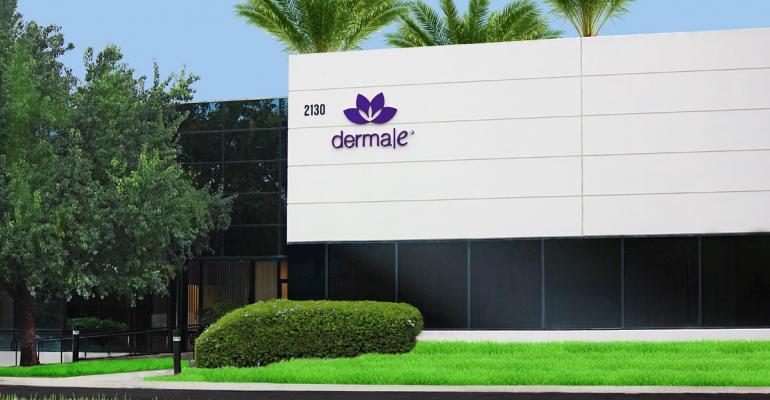 derma e expands, moves headquarters