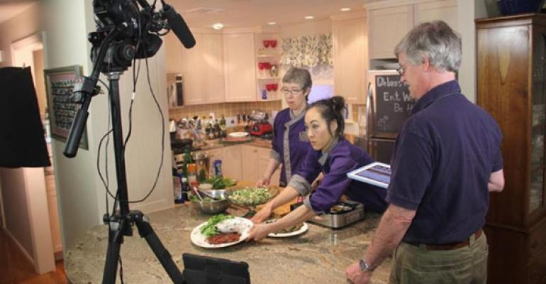 Debra's Natural Gourmet reaches new audiences with a TV show