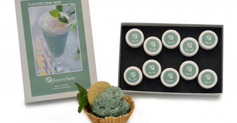 Flavorchem debuts mint line