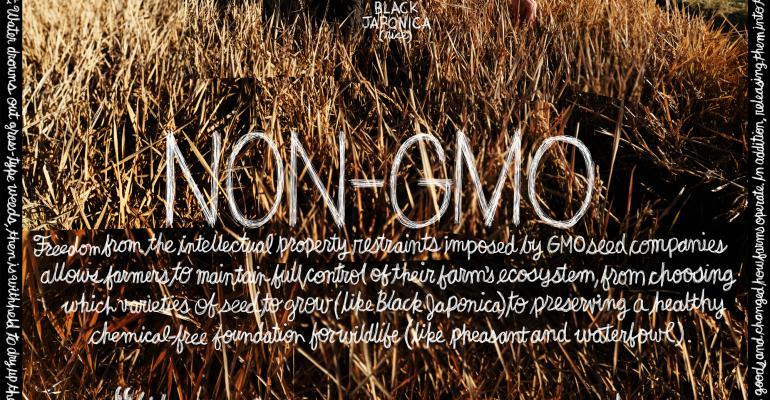 Watchword: GMOs