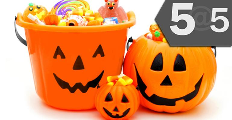 5@5: Trick or treat! Your candy is full of GMOs   Monsanto targets millennials