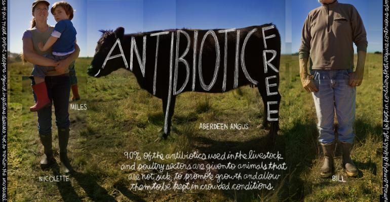 Watchword: Antibiotic-Free
