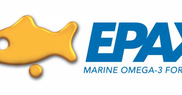 Epax to launch 4 new omega-3 ingredients at SSW