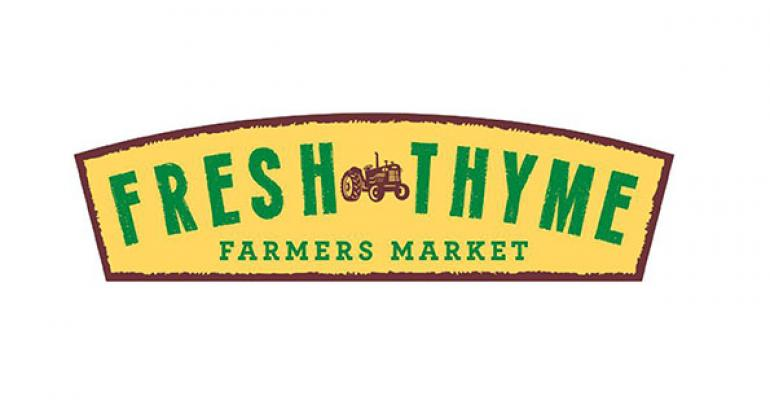 First Fresh Thyme Farmers Market In Lafayette Hosts Grand Opening Oct. 9