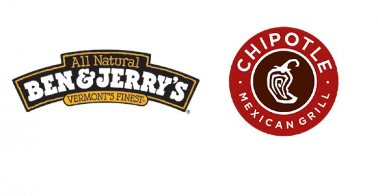 Chipotle, Ben & Jerry's reinvigorate GMO labeling efforts