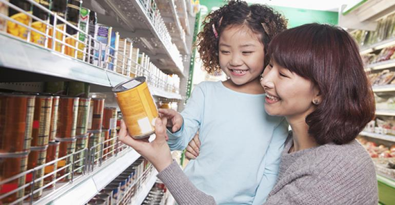 How moms make healthy food choices (infographic)