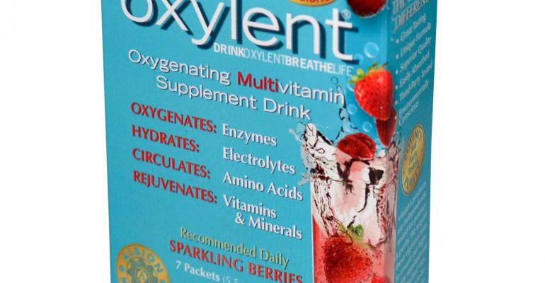 Oxylent teams with Vitamin Shoppe for Vitamin Angels