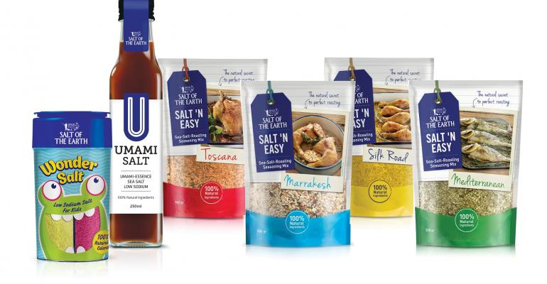 3 Salt of the Earth products win innovation awards