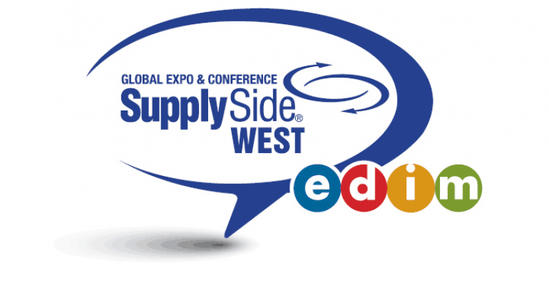 KGK Synergize, Venable sponsor SupplySide Central